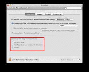 download nicht möglich sicherheitseinstellungen
